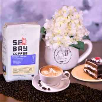 Foto de Café Crema de Avellana de SF Bay Coffee.