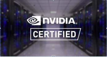 Sistemas Certificados por NVIDIA.