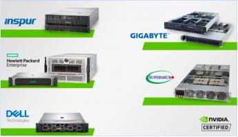 Foto de Los principales fabricantes de servidores acelerados están