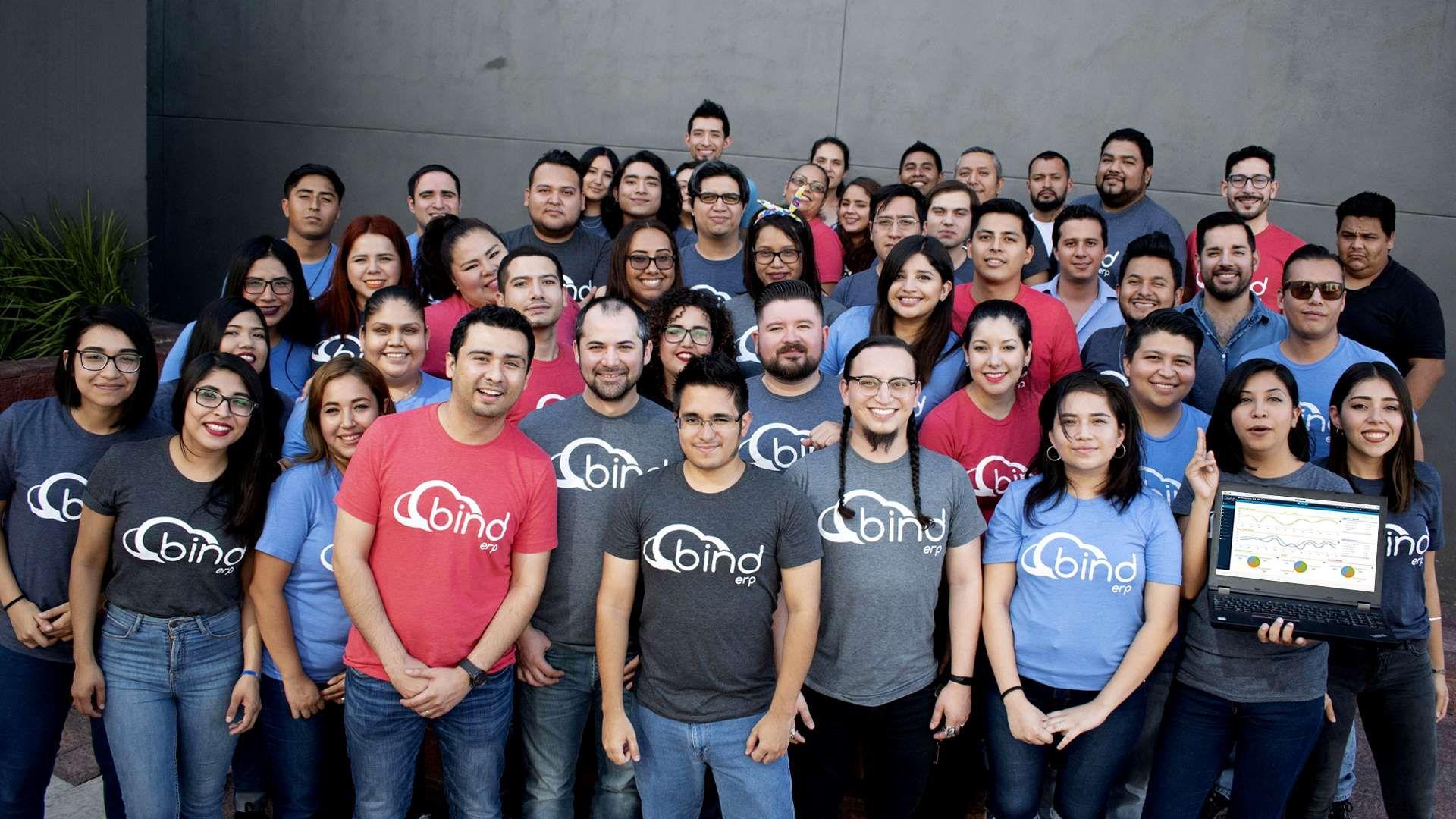 Foto de Equipo de Bind ERP