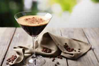 Foto de Espresso Martini con SF Bay Coffee