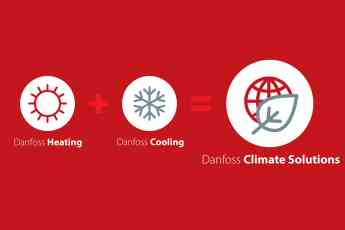 Danfoss fortalece su organización para aumentar el crecimiento futuro