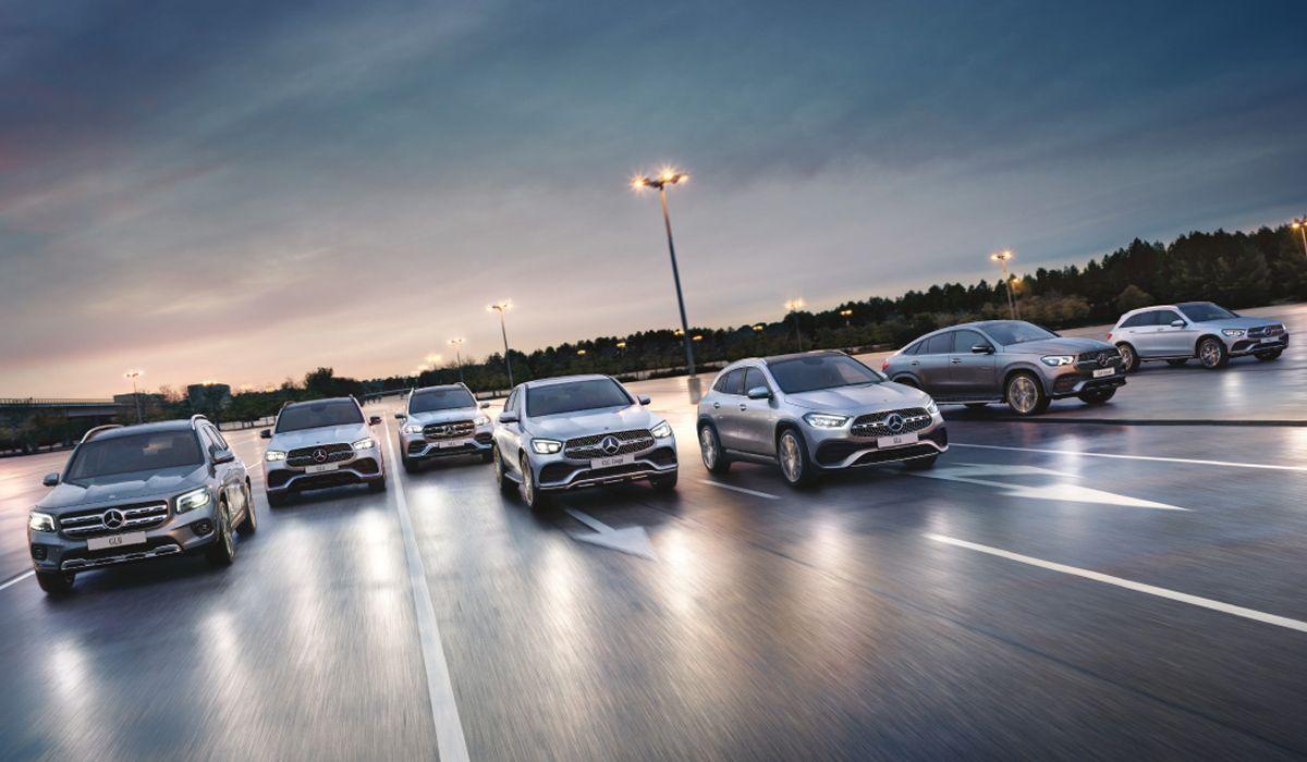 Foto de Mercedes-Benz cuenta con un amplio catálogo de automóviles