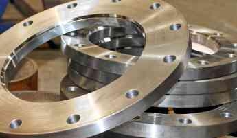 El uso de bridas de acero son fundamentales dentro del mantenimiento