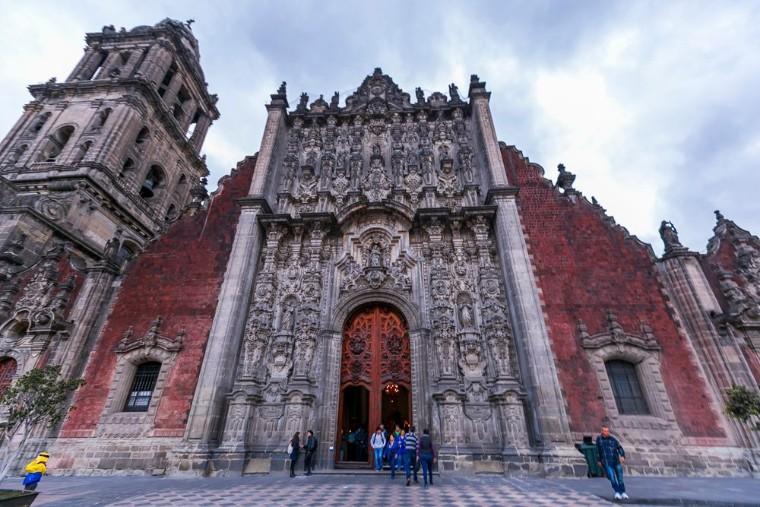 Foto de La Catedral Metropolitana de Ciudad de México