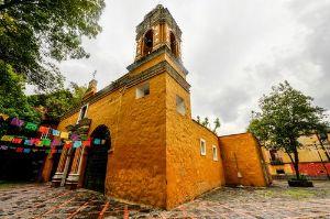 Foto de Iglesia de Santa Catarina en Coyoacán