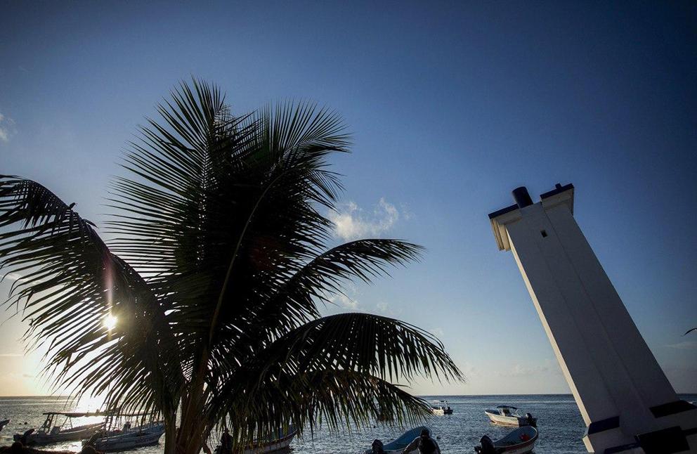 Fotografia Puerto Morelos