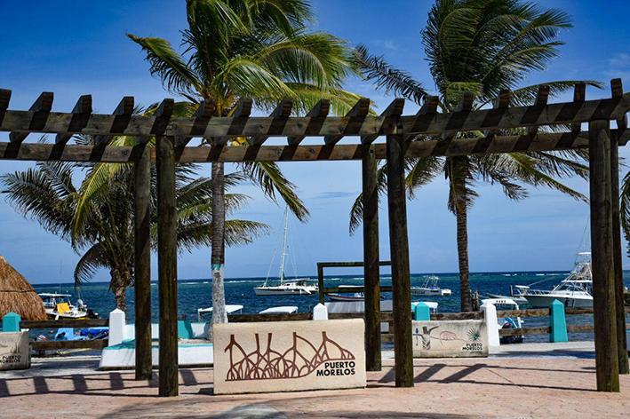Fotografia Playa Puerto Morelos