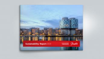 Sólidos resultados en 2020 para Danfoss, se espera crecimiento en 2021