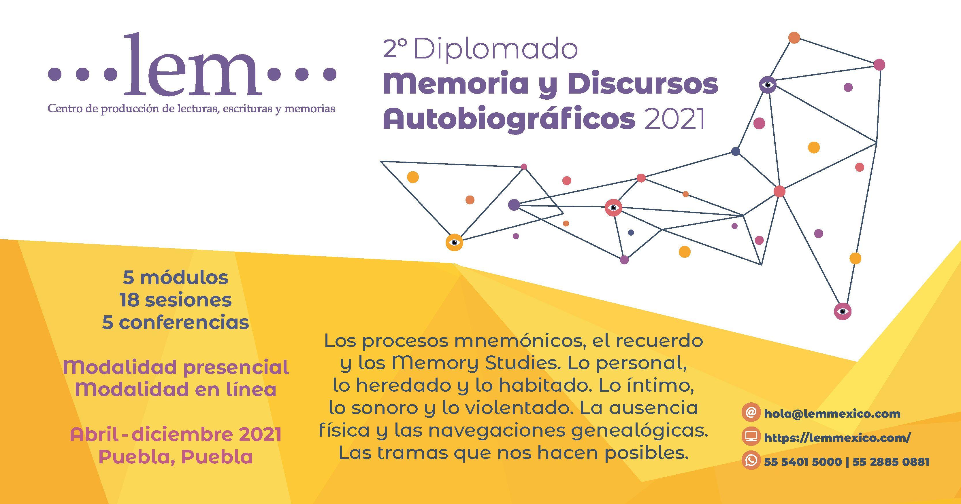 Fotografia LOS MEMORY STUDIES SON NUEVOS EN MÉXICO