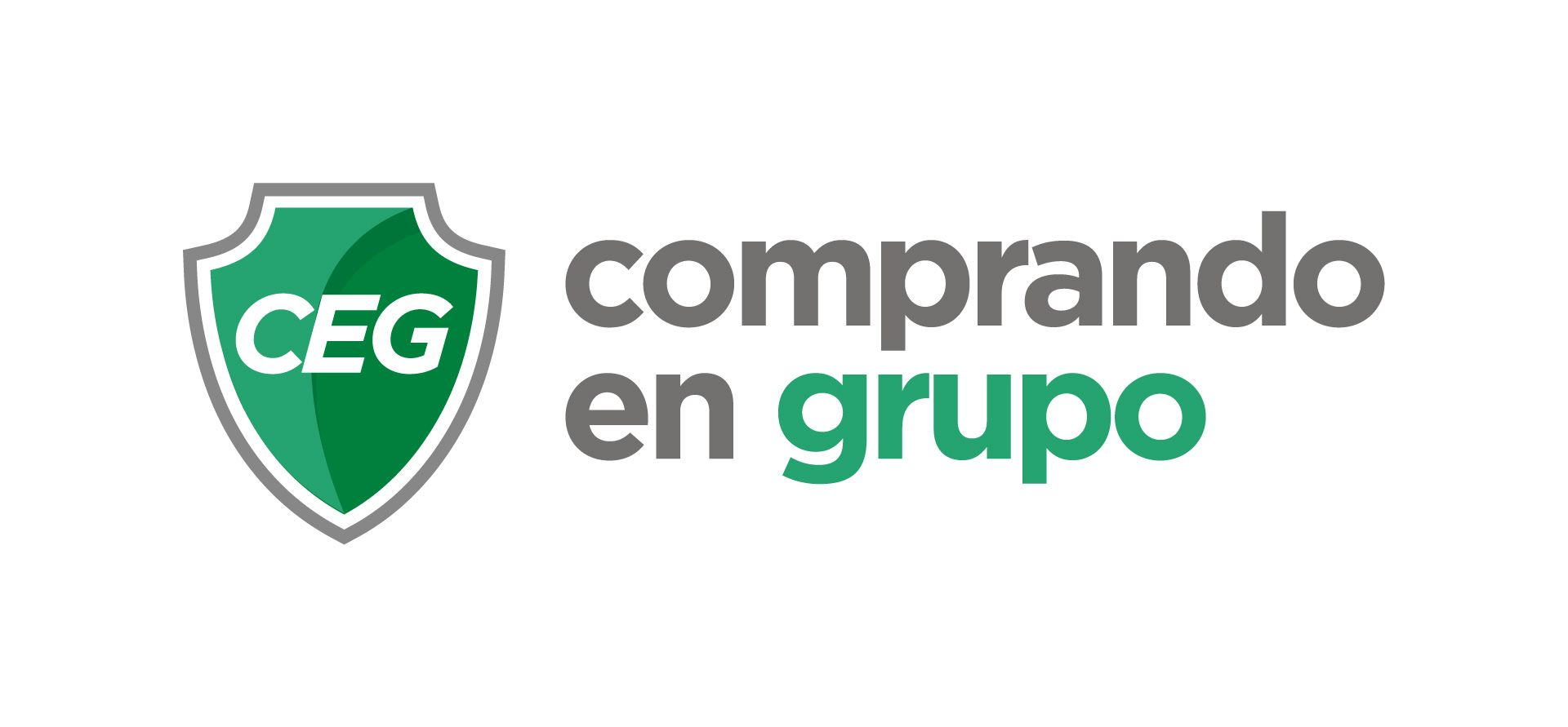 Fotografia Logo Comprando en Grupo