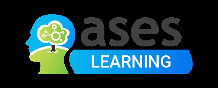 Fotografia Logo ases learning
