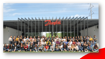 Logra Danfoss distintivo ESR por 11 años consecutivos