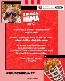 SeBuscaMamáKFC