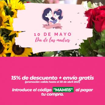 10 de mayo Florería Liliana