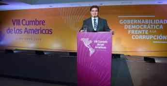 Foto de Luis Rodolfo Nájera GANADOR Youth Leadership Award