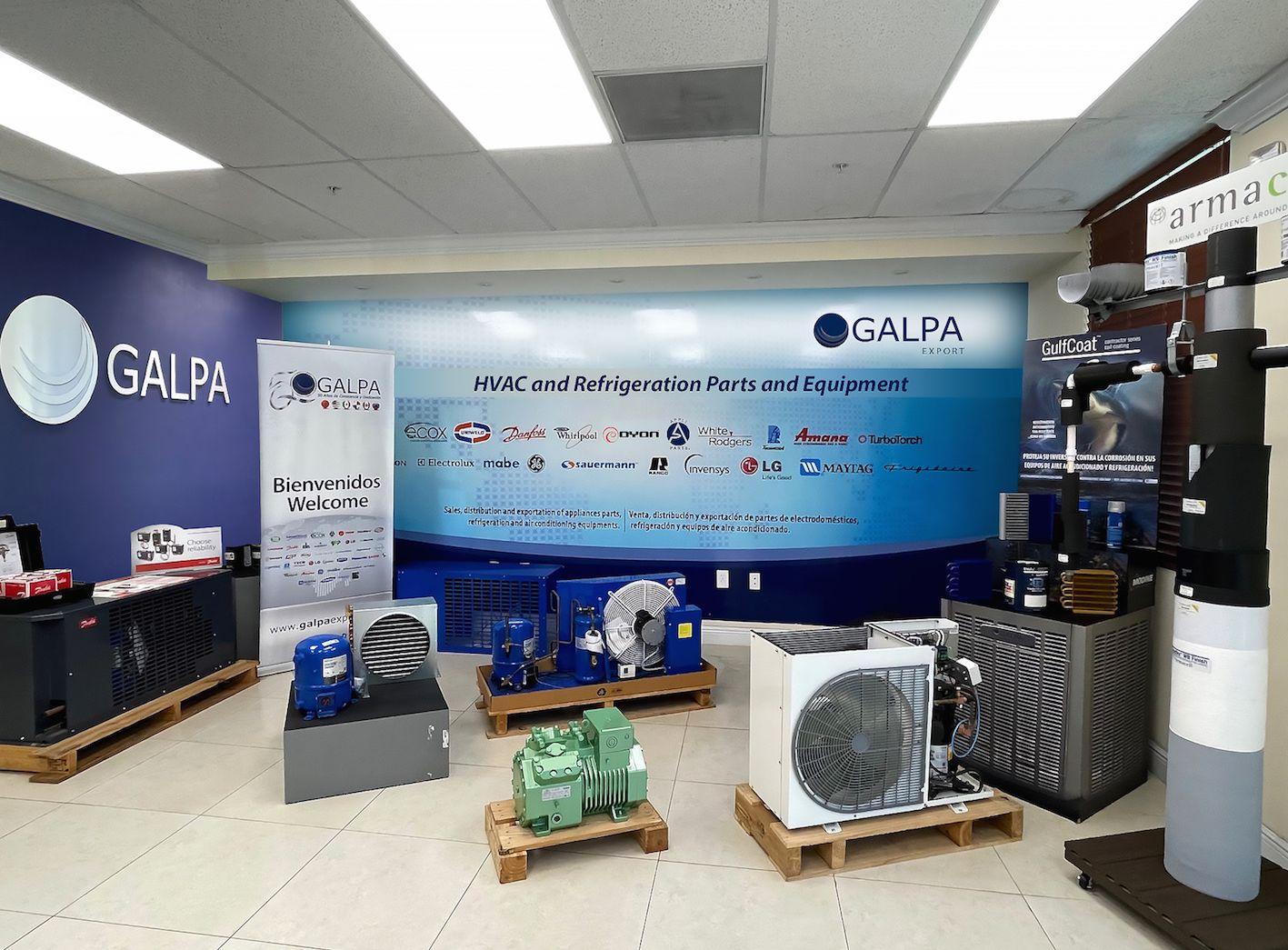 Foto de Galpa Export satisface demanda de Unidades Condensadoras  en