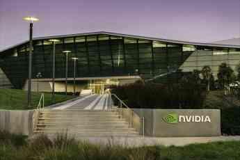 NVIDIA - Endeavor - Corporate building