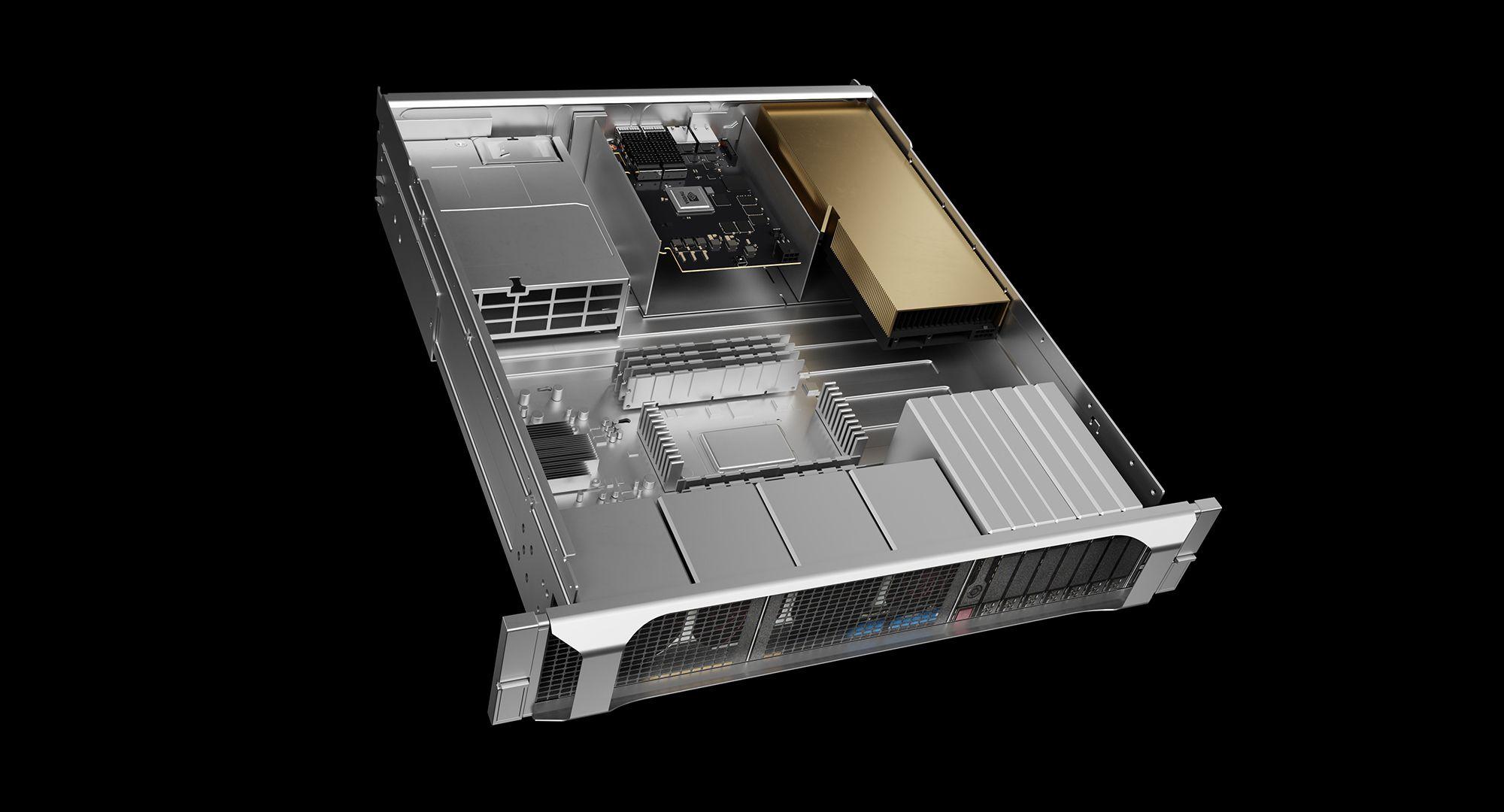 Foto de NVIDIA EGX Platform for NVIDIA-Certified Systems