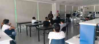 Foto de Estudiantes en clases