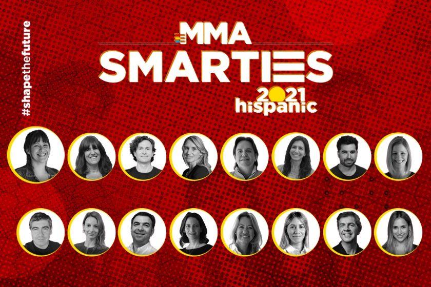 Foto de MMA Smarties Hispanic Latam 2021
