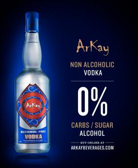 Arkay Vodka