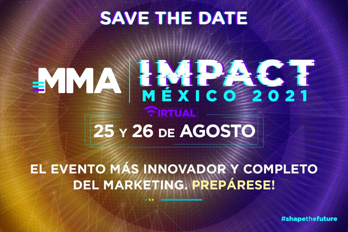 Fotografia MMA Impact México 2021