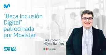 Beca Inclusión Digital Movistar