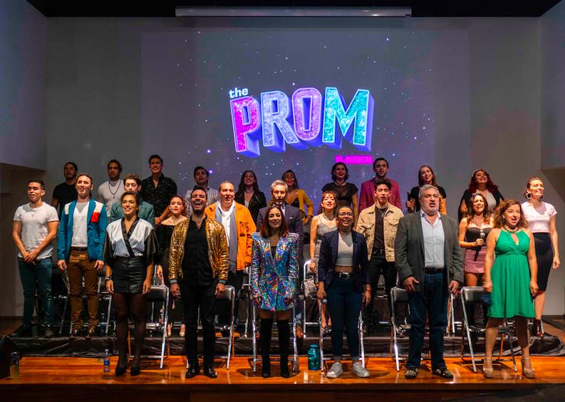 Foto de Elenco The Prom