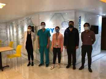 Fundación Gigante y Grupo Presidente reconocen esfuerzo del personal médico