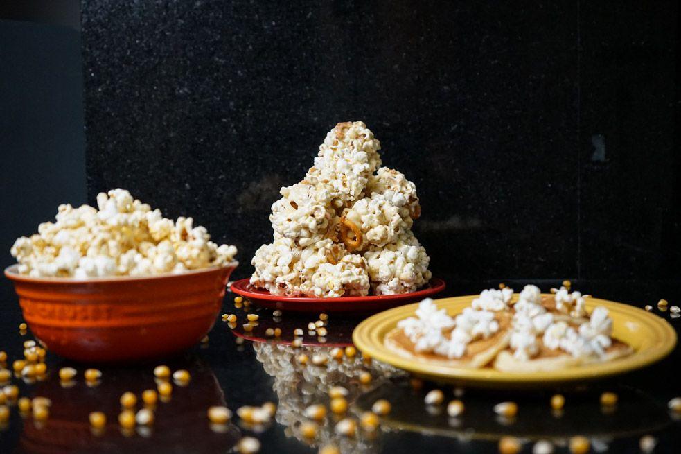 Fotografia Popcorn USA