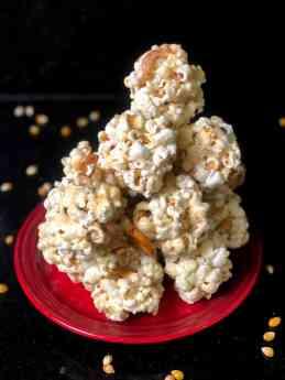 Foto de Esferas de Palomitas Popcorn USA