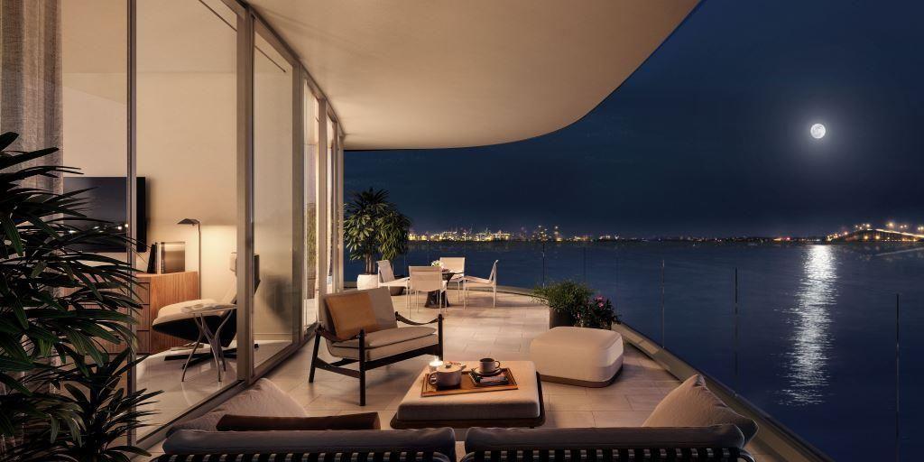Fotografia Una Residences Terrace