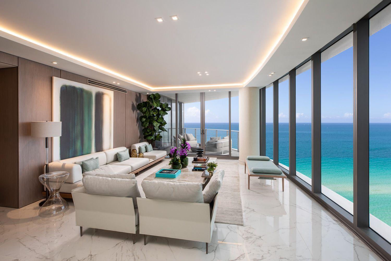 The Ritz-Carlton Residences, Sunny Isles Beach,  destino sofisticado y apetecido en el Sur de la Florida