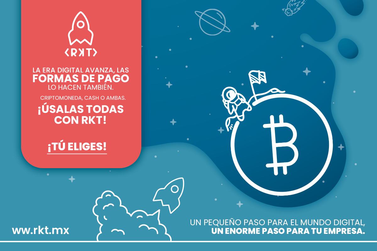 Fotografia Agencia Mexicana de Marketing Digital acepta bitcoins