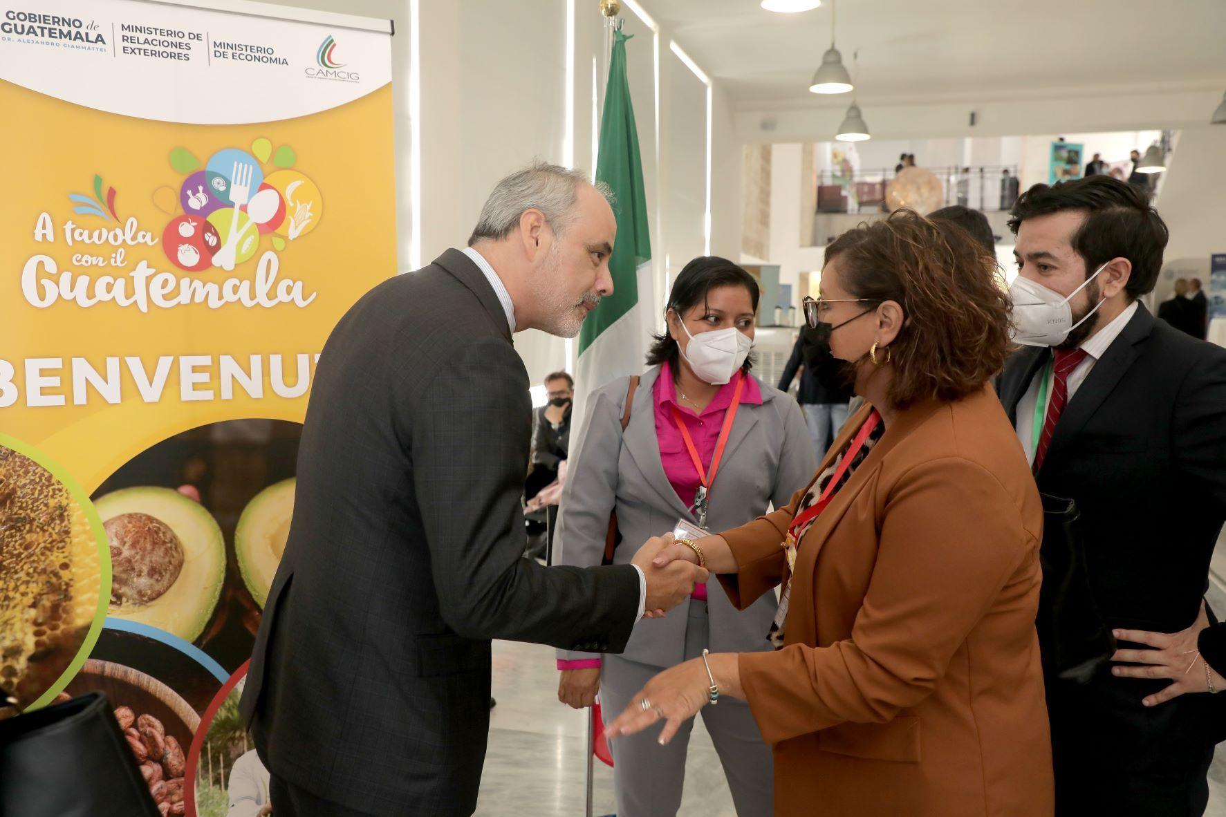 Embajada de Guatemala en Italia