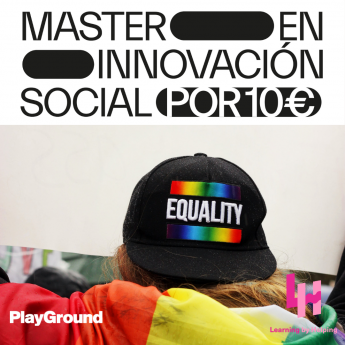 PlayGround y Learning by Helping buscan revolucionar la sociedad presentando un Máster de Innovación Social