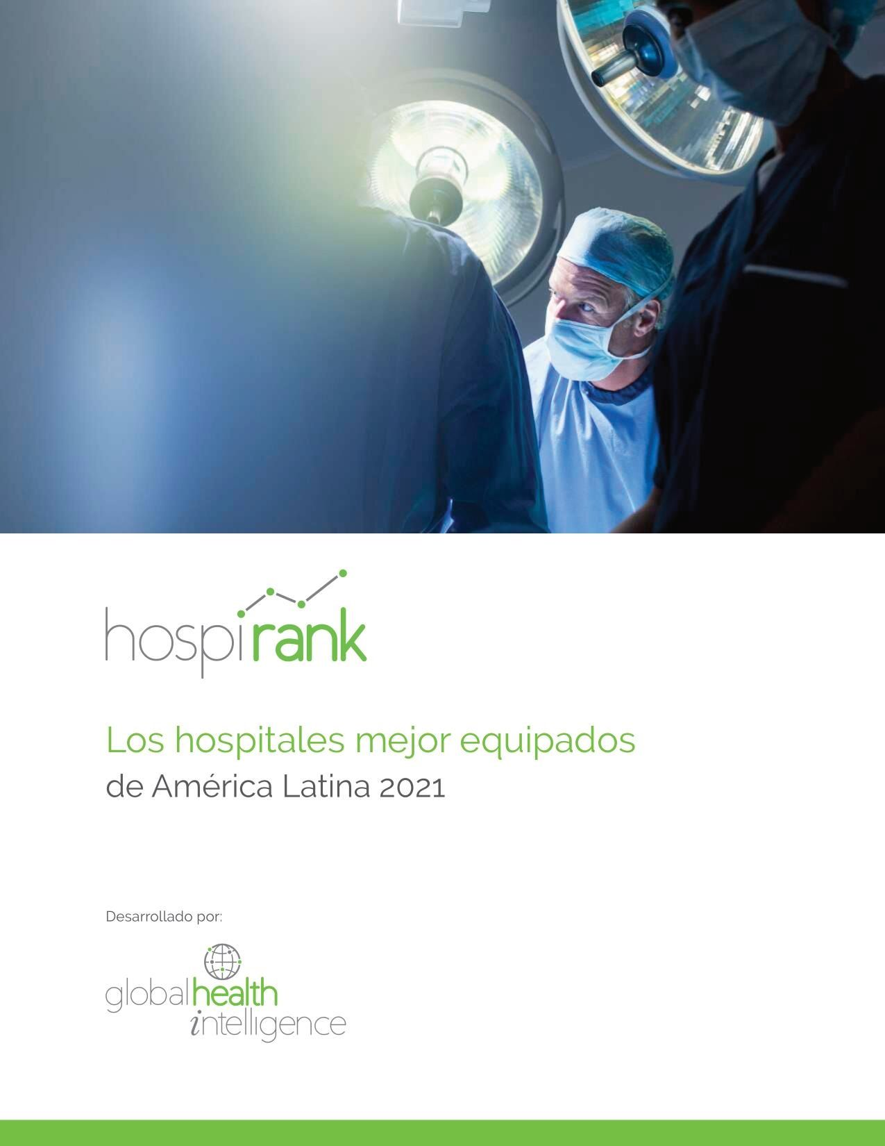 Fotografia HospiRank 2021
