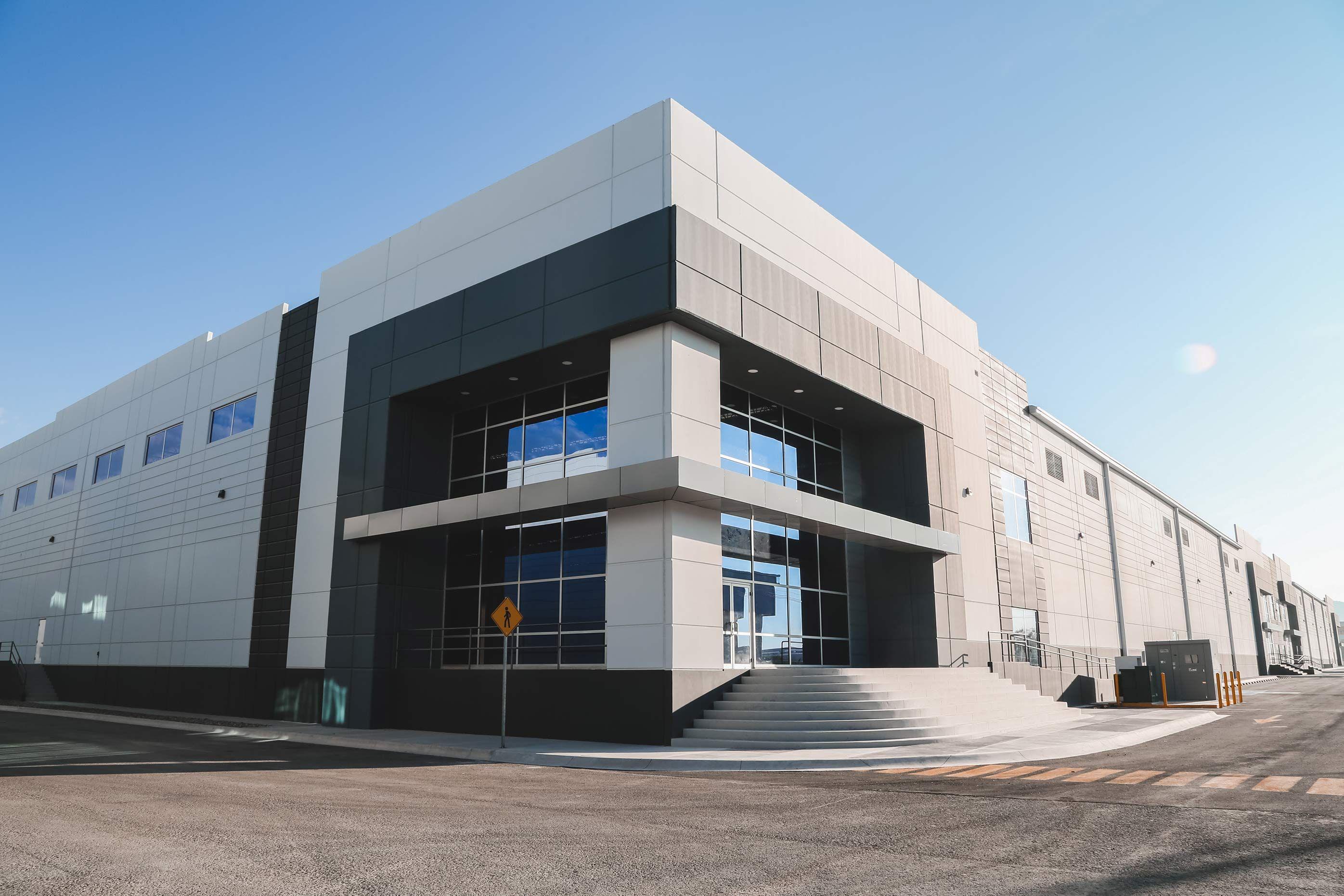 Edificios flexibles para la industria