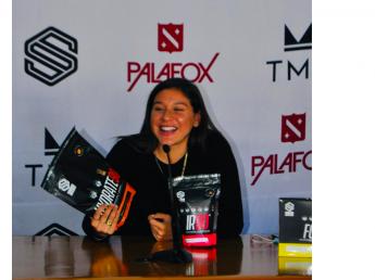 Norma Palafox  se convierte en socia e imagen de Soccer Supplement®