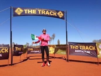 Isis Breiter The Track Australia 2015