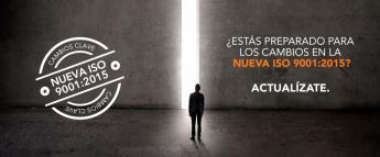 Nueva ISO 9001:2015