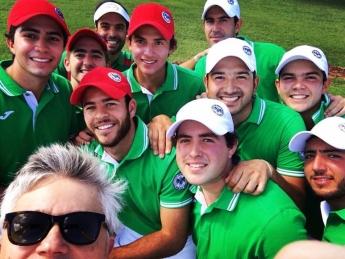 Equipo Mexicano de Golf en el Latin America Amateur Championship
