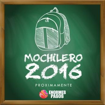 Mochilero 2016