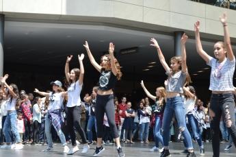 Foto de muchachas de la danza