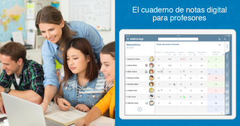 Additio App - El cuaderno de notas digital para profesores