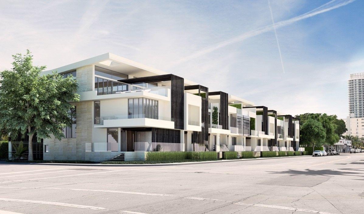 Foto de Eleven on Lenox crea un nuevo estándar para casas de playas.