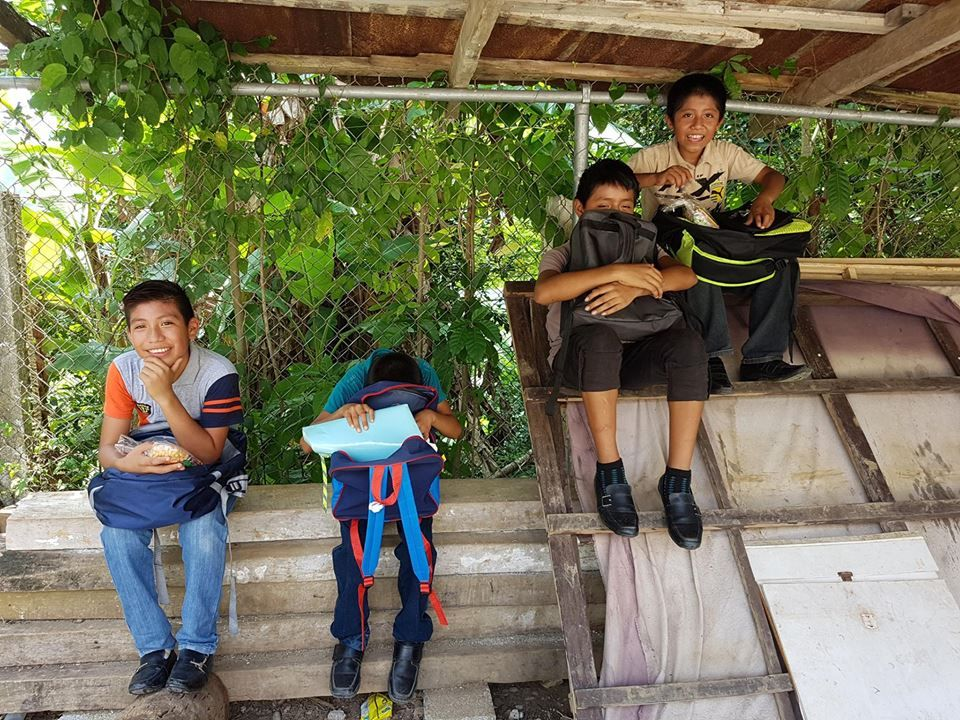 Foto de Enormes Pasos realiza campaña de donativos en Diciembre